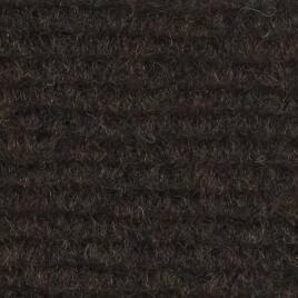 Ribbed Lining Carpet - Brown