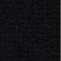 Wool Wilton Carpet - Black