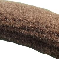 Moquette Door Seal (Small) - Brown