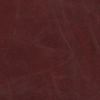 Vintage Look Hide - Oxblood