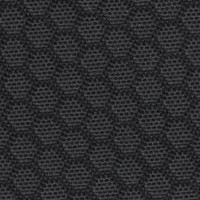 OEM Seating Cloth - Audi A1 - Hexagons (Anthracite)