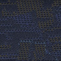 OEM Seating Cloth - Citroen Berlingo - Motif (Blue/Brown)