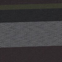OEM Seating Cloth - Citroen C1 - Horizontal Stripe (Brown/Green/Bordeaux)