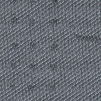 OEM Seating Cloth - Citroen C3 - Dots (Grey)