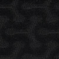 OEM Seating Cloth - Citroen C3 - Velour Slinger (Black)