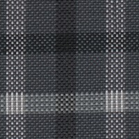 OEM Seating Cloth - Citroen Jumper - Frisby (Black/White)