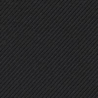 OEM Seating Cloth - Hyundai - Fine Twill (Black)