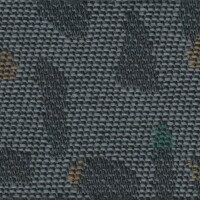 OEM Seating Cloth - Kia - Camo Motif (Grey)