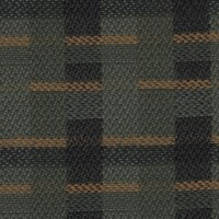 OEM Seating Cloth - Man Trucks - Mosaic Stripe (Grey/Yellow)