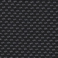 OEM Seating Cloth - Nissan Micra - Stripey Dots (Black/Grey)