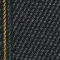 OEM Seating Cloth - Peugeot - Striped Twill (Grey/Multi)