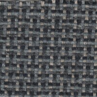 OEM Seating Cloth - Peugeot 205 - Flatwoven Rough (Grey)
