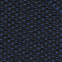OEM Seating Cloth - Peugeot 207 - Zindal (Black/Blue)