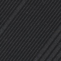 OEM Seating Cloth - Peugeot 307 - Diagonal Stripe (Anthracite/Grey)