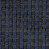 OEM Seating Cloth - Peugeot 206 - Andorre (Anthracite/Blue)