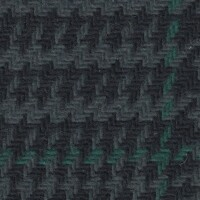 OEM Seating Cloth - Peugeot - Houndstooth (Anthracite/Grey)