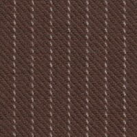 OEM Seating Cloth - Porsche 911/944/928 - Pinstripe Flannel (Brown)