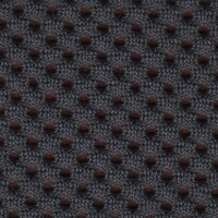 OEM Seating Cloth - Suzuki SX4 - Meshwoven (Dark Grey/Orange)