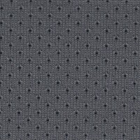 OEM Seating Cloth - Suzuki Wagon R - Dots (Grey/Black)