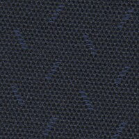 OEM Seating Cloth - Suzuki Wagon R - Flecks (Black/Blue)