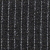OEM Seating Cloth - Volvo 340/360 - Caterpillar Stripe (Dark Brown)