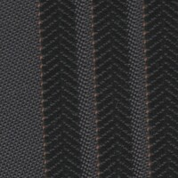 OEM Seating Cloth - Volkswagen Allstar - Stripe (Black/Grey)