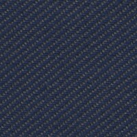 OEM Seating Cloth - Volkswagen - Flatwoven Twill (Blue/Grey)