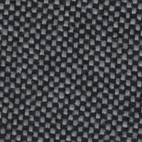 OEM Seating Cloth - Volkswagen Golf 1 - Flatwoven Panama (Black/Grey)