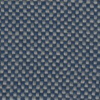 OEM Seating Cloth - Volkswagen Golf 1 - Flatwoven Panama (Blue/Grey)