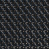 OEM Seating Cloth - Volkswagen Golf 2 - Zigzag Motif (Black/Multi)