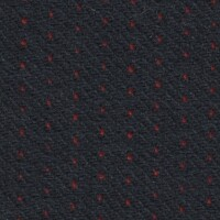 OEM Seating Cloth - Volkswagen Golf Cabrio - Dotty Stripe (Navy/Red)