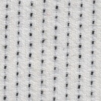 OEM Seating Cloth - Volkswagen Golf Cabrio - Dotty Stripe (White/Black)