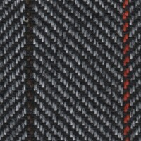OEM Seating Cloth - Volkswagen - Herringbone Stripe (Grey/Multi)