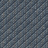 OEM Seating Cloth - Volkswagen Passat - Diagonal Stripe (Blue/Grey)