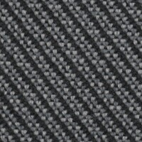 OEM Seating Cloth - Volkswagen Passat - Velour Diagonal Stripe (Black/Grey)