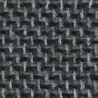 OEM Seating Cloth - Volkswagen Passat/Golf - Rough Flatwoven (Black/Grey)