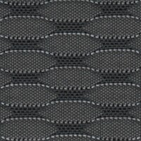 OEM Seating Cloth - Volkswagen Sharan - Ovals (Grey)