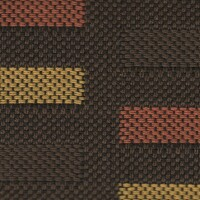 OEM Seating Cloth - Volkswagen Westfalia T3 - Joker Boogie Woogie (Brown)