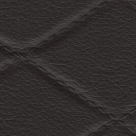 Diamond Quilted Vinyl - Brown